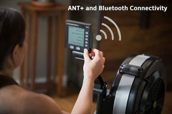 Concept2 Modelo D ANT+ y Bluetooth